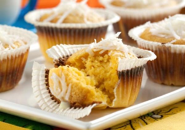 A receita do bolo de milho verde pode sofrer variações (Foto: Divulgação)