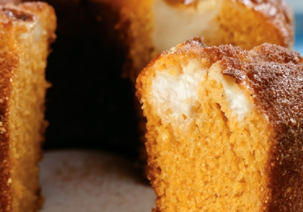 O bolo de milho verde pode sofrer variações (Foto: Divulgação)
