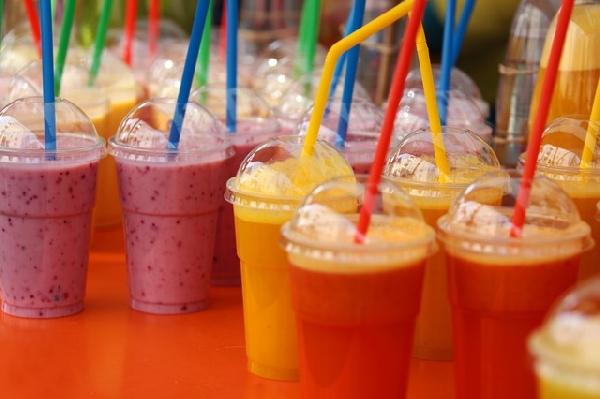 Shake de frutas variadas (Foto: Divulgação)