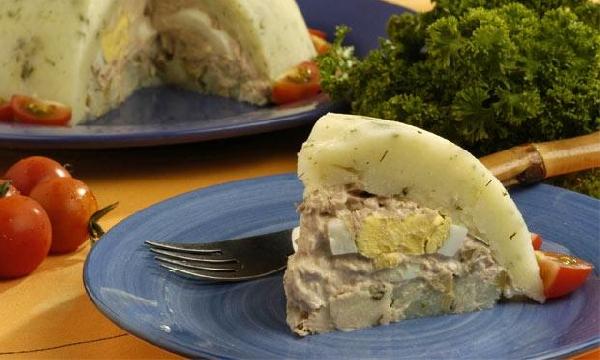 O Atum pode ser usado em várias receitas que vão ao forno (Foto: MdeMulher)