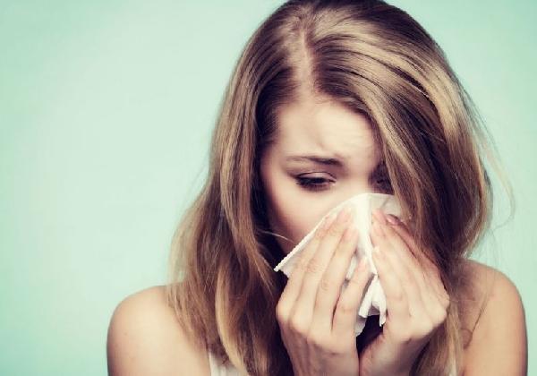 O nariz fica entupido ou saindo uma coriza constante (Foto: Divulgação)