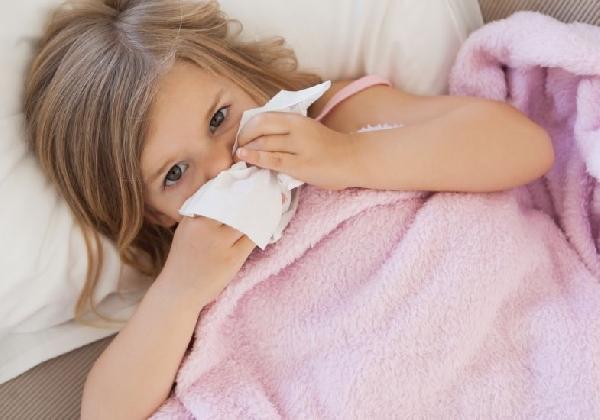 As crianças são as mais afetadas com a gripe H1N1 (Foto: Divulgação MdeMulher)
