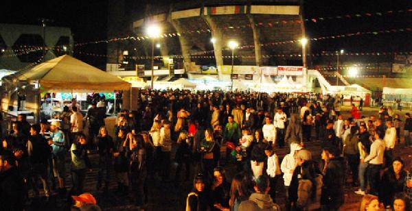 O público foi recorde na festa (Foto: Divulgação)