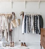 Guarda-roupa: Arrume-o Para o Inverno