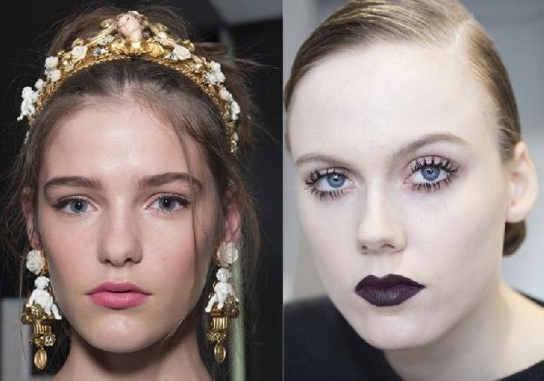 A boca será o foco da maquiagem do inverno (Foto: Divulgação MdeMulher)