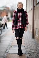 Moda Inverno: Cachecol é Indispensável