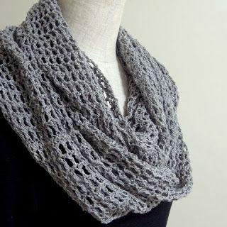 Modelos para cachecol de tricô e crochê 2