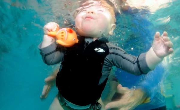Os bebes não se afogam (Foto: Divulgação)