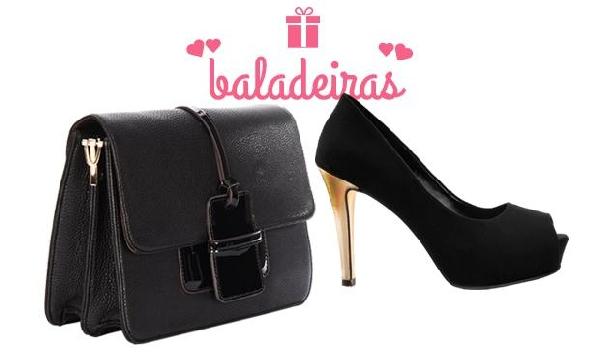 Sapatos e bolsas são os presentes preferidos das namoradas (Foto: Divulgação MdeMulher)