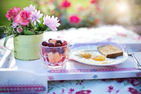 Café da manhã é a principal refeição do dia (Foto: Divulgação)