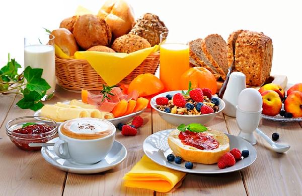 Café da manhã é fonte de energia (Foto: Divulgação)