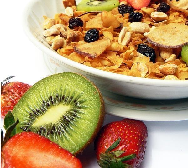 Frutas e cereais perfeitos para o café da manhã (Foto: Divulgação)