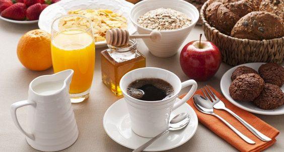 O café da manhã proporciona energia para o corpo o dia inteiro (Foto: Divulgação)