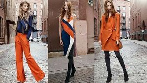 Tendência Moda Outono Inverno 2016 – Vestidos, Calças e Lenços