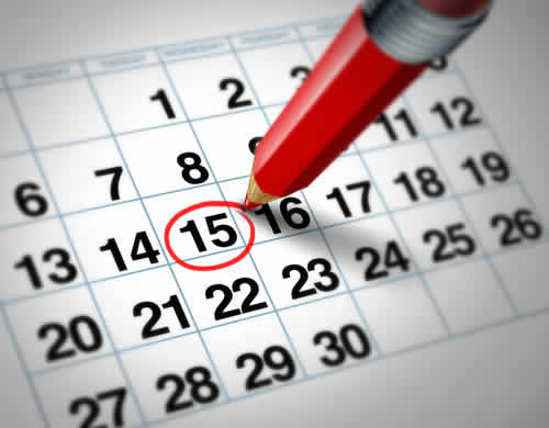 Calendário 2016 com Feriados (Foto: Divulgação)
