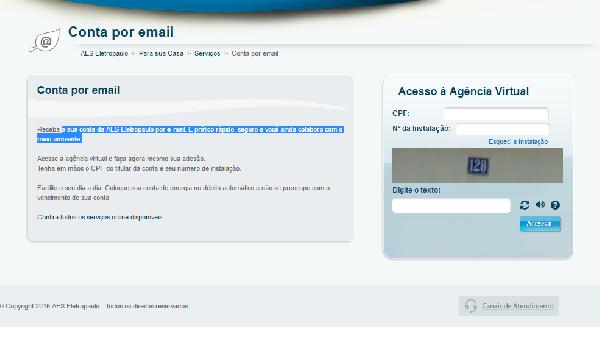 A Eletropaulo oferece inúmeros serviços online (Foto: Divulgação Eletropaulo)