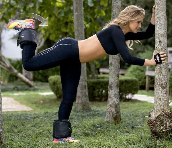 Você escolhe os exercícios favoráveis ao seu corpo (Foto: Divulgação MdeMulher)