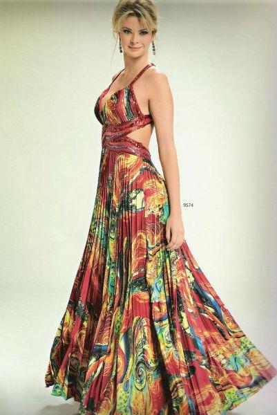 Modelos de Vestidos Longos 3
