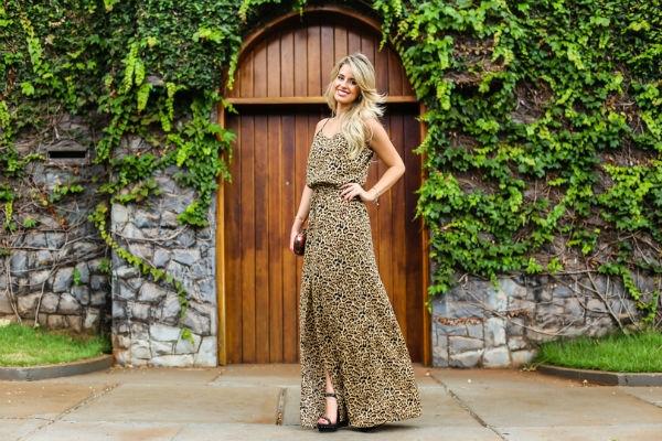 Modelos de Vestidos Longos 5