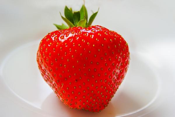 Morango uma fruta deliciosa e muito benéfica ao organismo (Foto: Divulgação)(