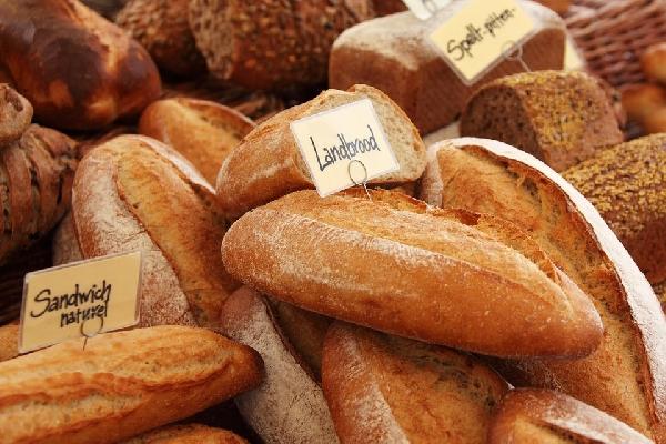Pão alimento indispensável na mesa dos brasileiros (Foto: Divulgação)