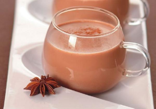 Chocolate Quente uma bebida deciosa e nutritiva (Foto: Divulgação MdeMulher)