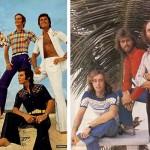 Roupas masculinas anos 70. (Foto: Divulgação)