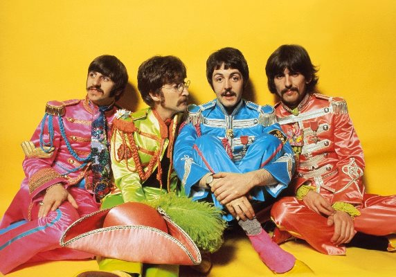 Influência masculina: Beatles. (Foto: Divulgação)