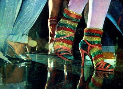 Sapatos dos anos 60 (Foto: Divulgação)