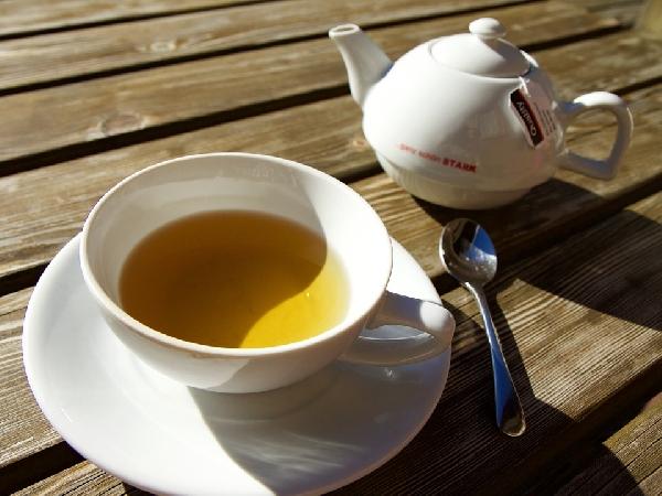 Chá amarelo emagrece (Foto: Divulgação)
