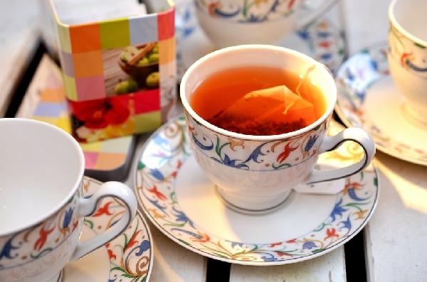 Originário da China, o chá amarelo apresenta propriedades medicinais (Foto: Divulgação)