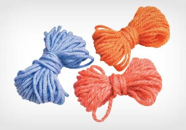 Os cachecóis em sua maioria são confeccionados com lã (Foto: Divulgação MdeMulher)