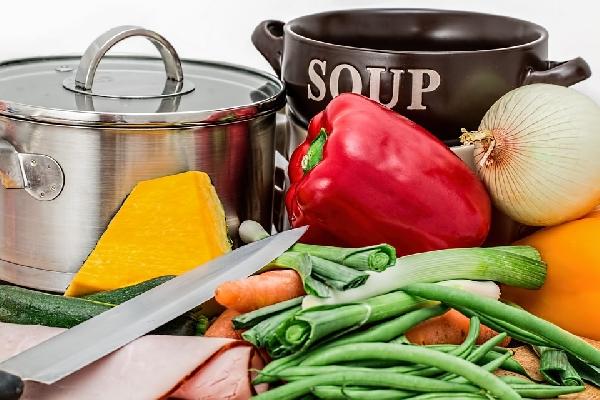 Os alimentos devem ser cozidos no vapor (Foto: Divulgação)