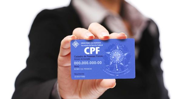 O CPF pode ser gerado gratuitamente pela internet. (Foto Ilustrativa)