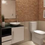 Banheiros Pequenos Decorados 12
