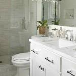 Banheiros Pequenos Decorados 16