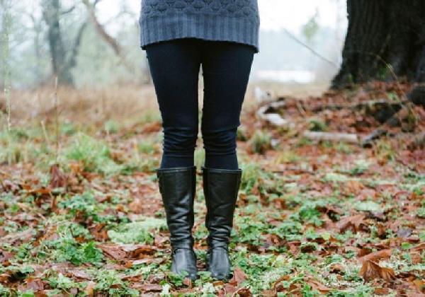 As botas sem salto deixam os pés com extremo conforto (Foto: Divulgação MdeMulher)