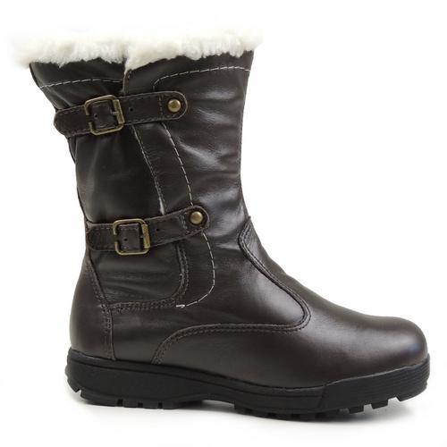 As botas sintéticas também são confortáveis e com preços mais em conta (Foto: Divulgação MdeMulher)