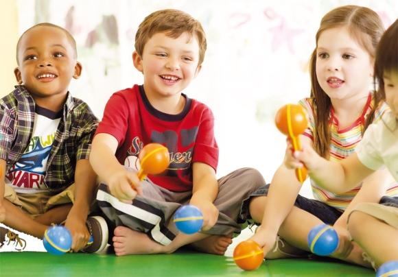 As crianças adoram brincar e se divertir no dia dedicado a elas (Foto: Divulgação)