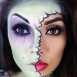 Maquiagem diferente (Foto: Divulgação)
