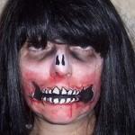 Maquiagem com efeito 3D (Foto: Divulgação)