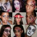 Halloween merece uma maquiagem assustadora (Foto: Divulgação)