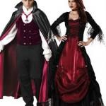 Existem também opções de fantasias de Halloween para casais. (Foto: Divulgação)