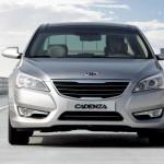 Fotos do Cadenza Sedã de Luxo Kia Motors