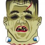Máscara do Frankenstein (Foto: Divulgação)