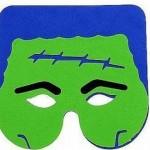 Máscaras Halloween para imprimir (Foto: Divulgação)