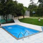 Modelo de piscina mais simples (Foto: Divulgação)