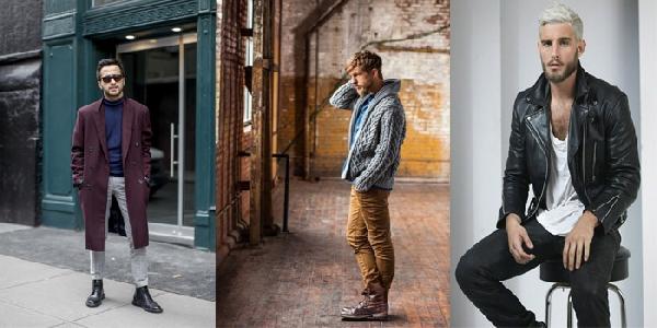 A moda masculina está incrível nesse inverno (Foto: Divulgação)