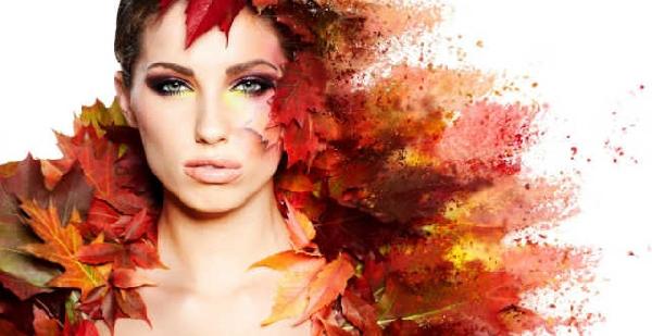 Maquiagem e cabelo combinam com as cores da estação (Foto: Divulgação)