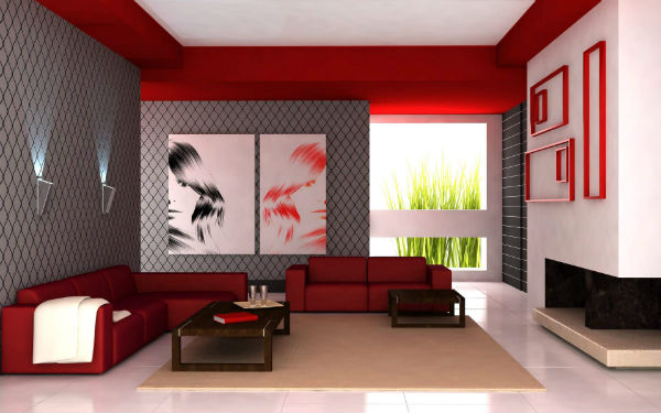 Modernismo e criatividade com objetos (Foto: Divulgação)